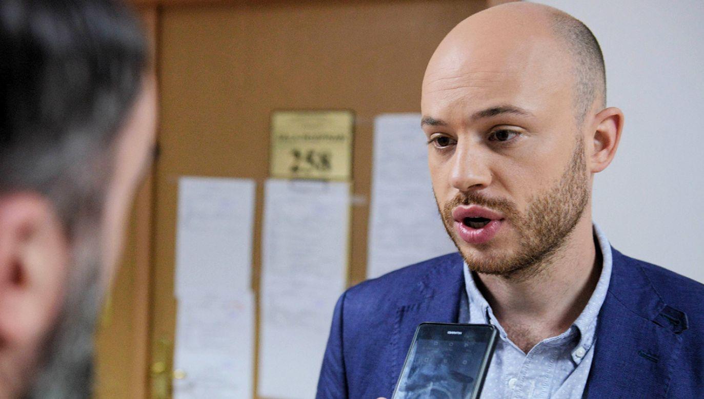 Jan Śpiewak  (fot. arch.PAP/Jakub Kamiński)