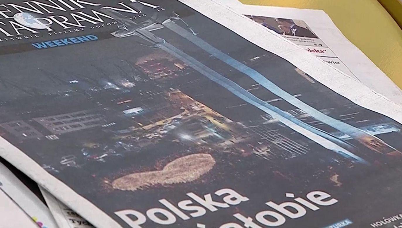 Najświeższe informacje z Polski i świata codziennie na antenie i portalu tvp.info (fot. TVP Info)