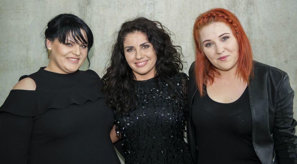 The Chance to trio wokalne w składzie: Agnieszka Latusek, Magda Adamiak i Monika Marcol (fot. Natasza Młudzik/TVP)