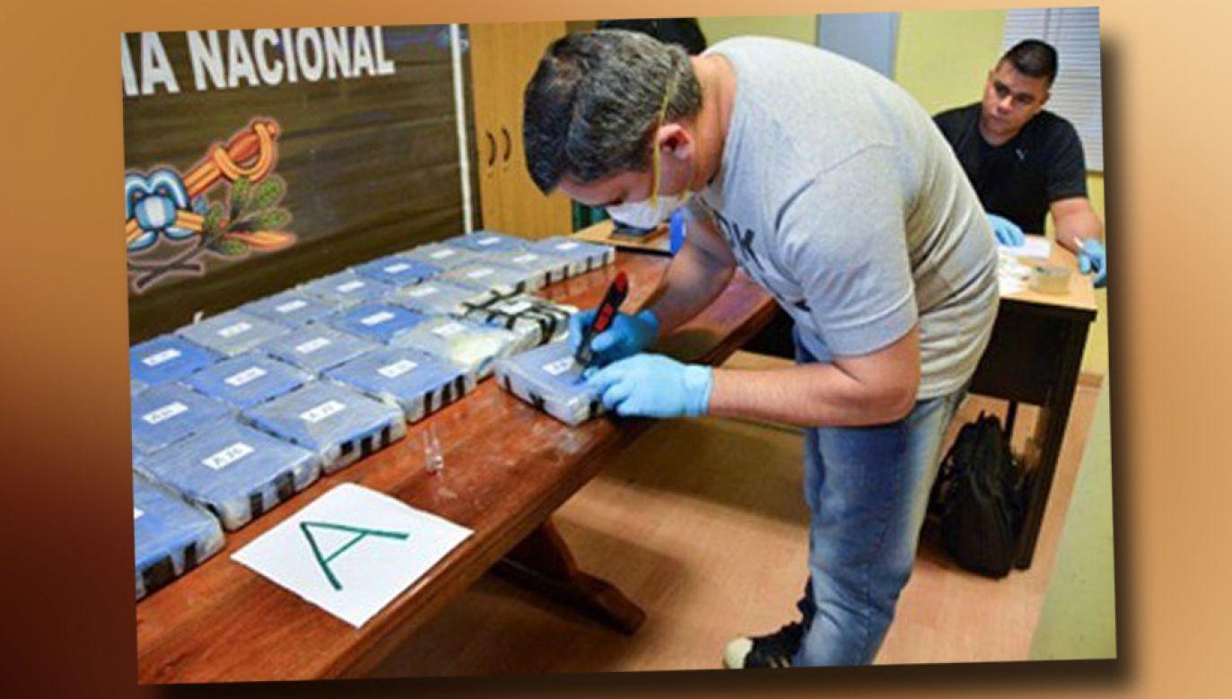 Wyspy Marshalla leżą na trasie przemytu narkotyków z Ameryki Południowej do Azji (fot. TT/Times of Madrid)