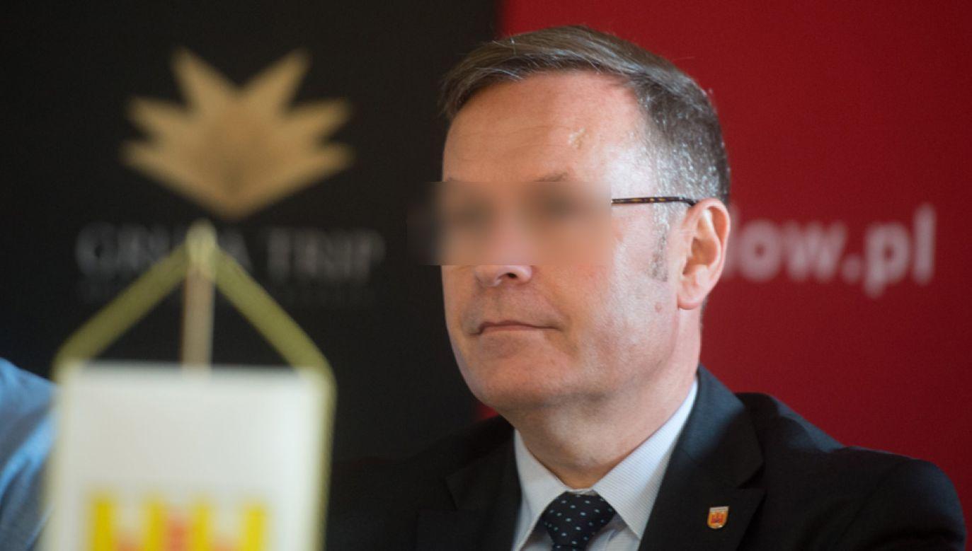 Wojciech J. jest prezydentem Żyrardowa od 2014 roku (fot. arch.PAP/Grzegorz Michałowski)