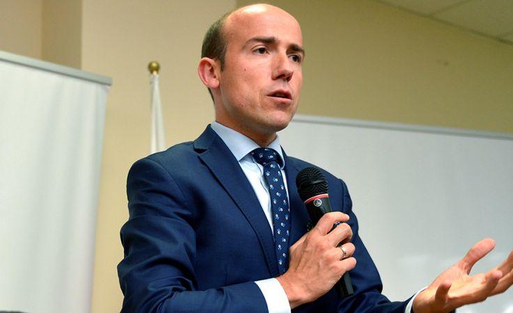 Borys Budka to były minister sprawiedliwości w koalicji PO-PSL (fot. PAP/Darek Delmanowicz)
