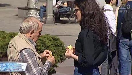Żonkile na kieleckich ulicach. Pamiętamy o żydowskim powstaniu