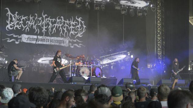 Zespół Decapitaded - koncert z 2017 roku  (fot. Wikimedia Commons/Selbymay)
