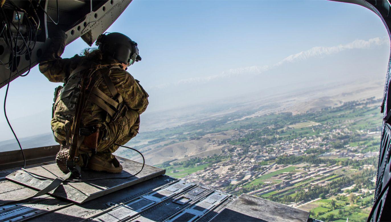 60 proc. ankietowanych jest przeciwnych prewencyjnej operacji militarnej w Iranie (fot. US Army/Sgt. 1st Class Randall Pike)