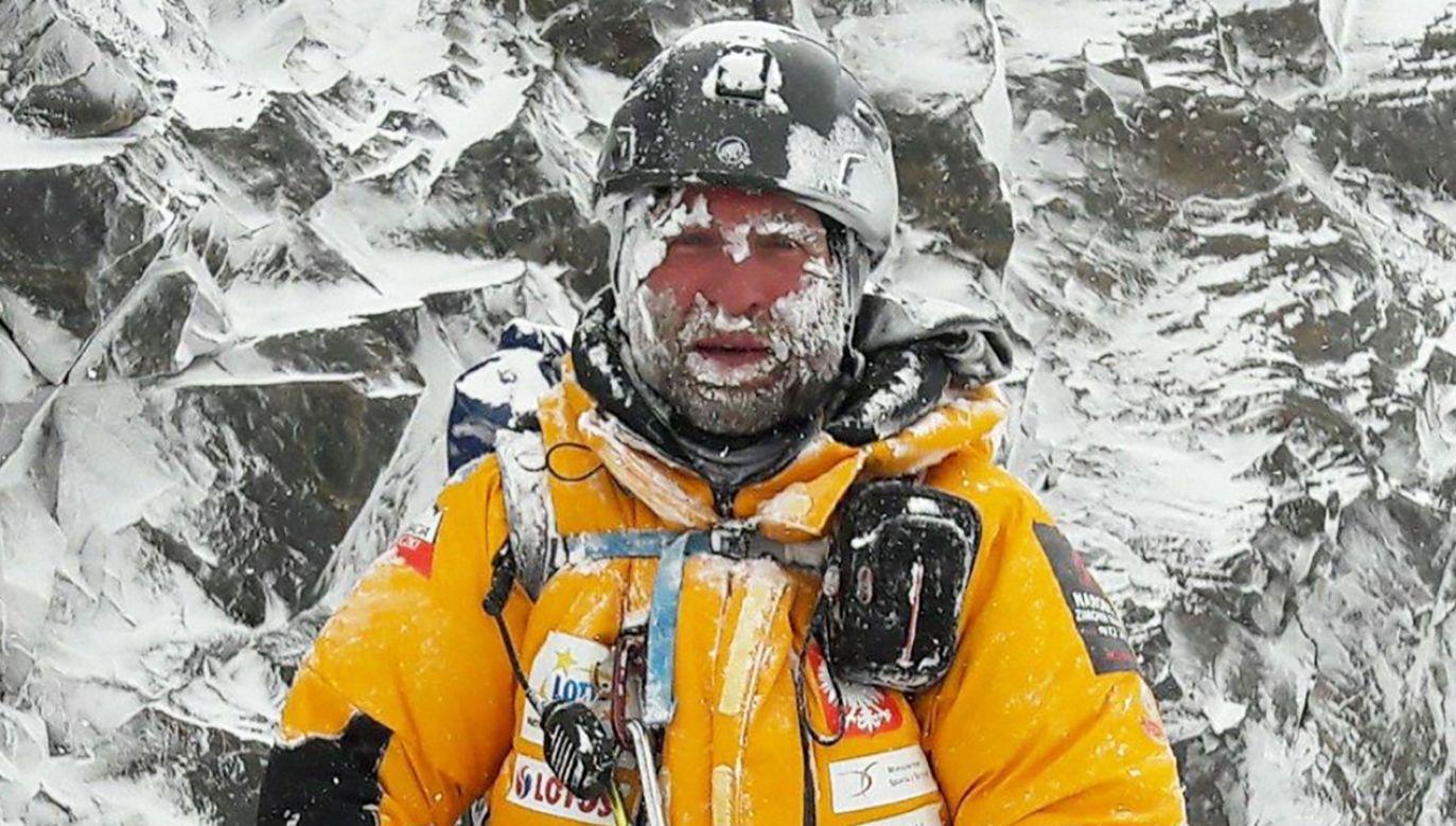 Rafał Fronia (fot. Wyprawa K2)