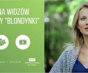 """""""Blondynka"""