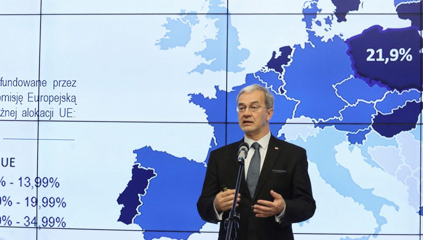 Rozpoczęto VI edycję Dni Otwartych Funduszy Europejskich (fot. PAP/Tomasz Gzell)