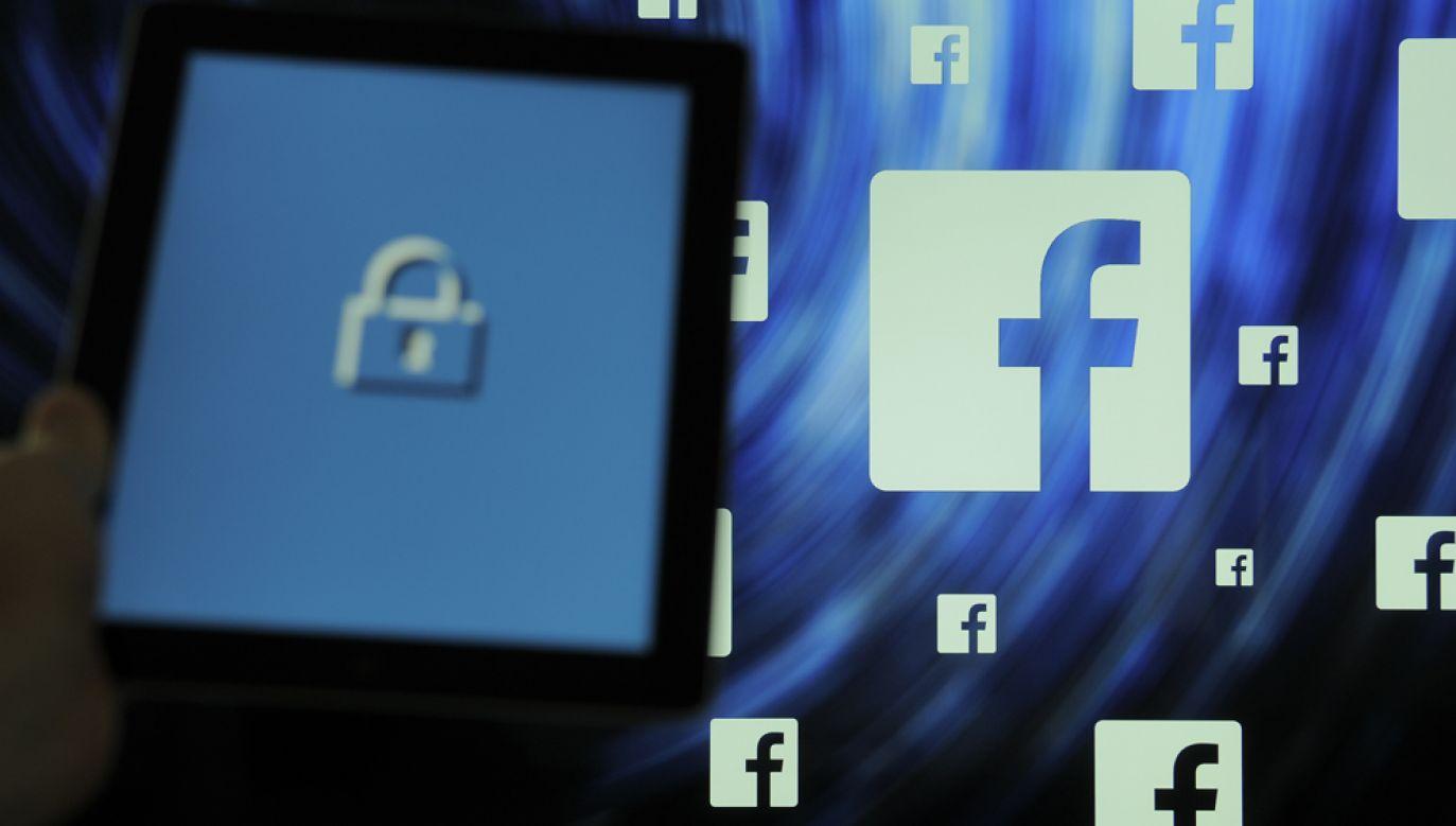 Konto Yaira Netanjahu na platformie Facebook zostalo zablokowane za antymuzułmańskie wpisy (fot. Jaap Arriens/NurPhoto via Getty Images)