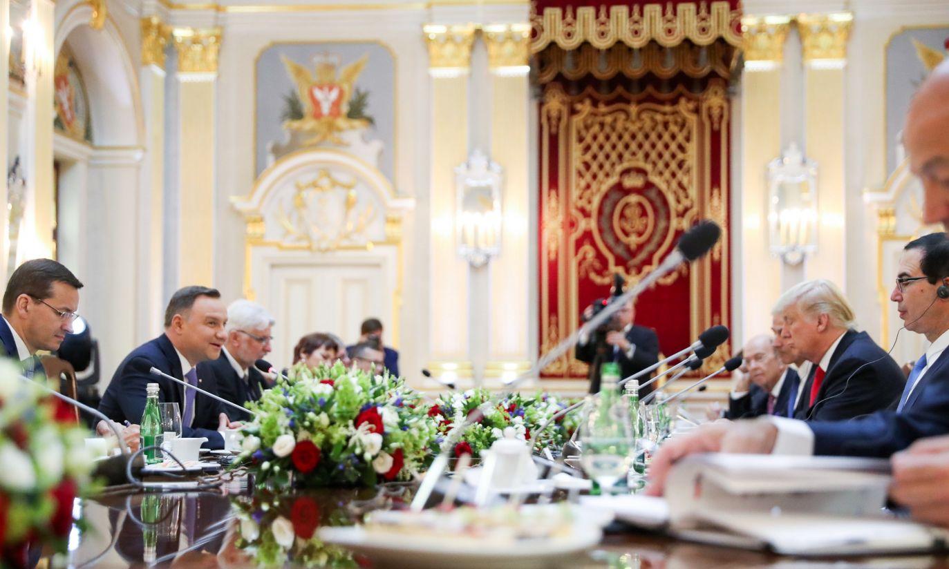 (fot. PAP/Kancelaria Prezydenta RP/Krzysztof Sitkowski)
