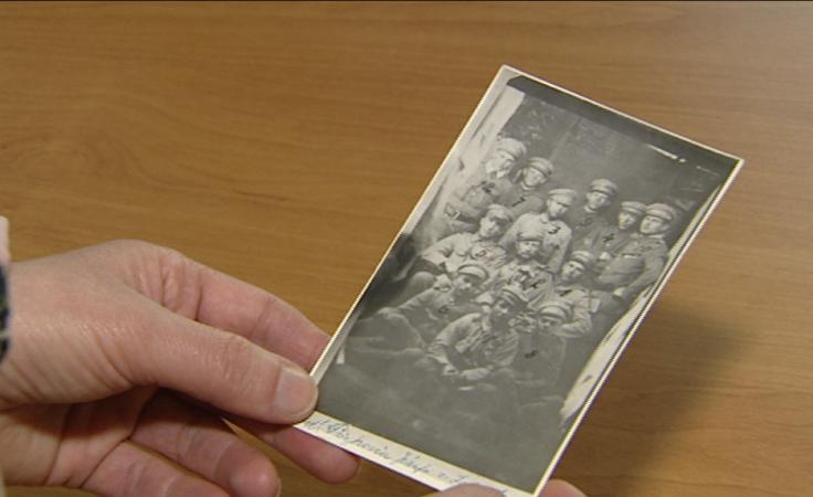 Rodzinne pamiątki na wystawie fotografii