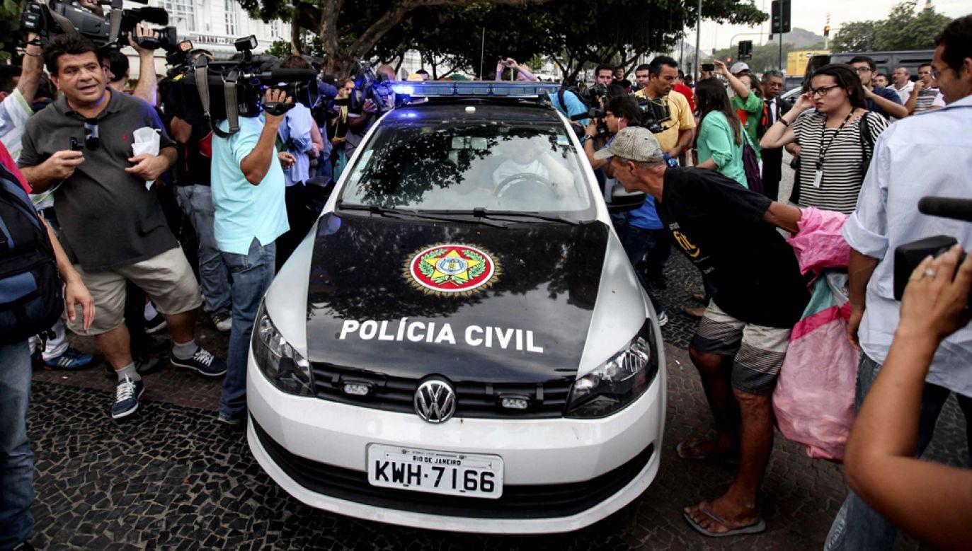 fot. PAP/EPA/Antonio Lacerda