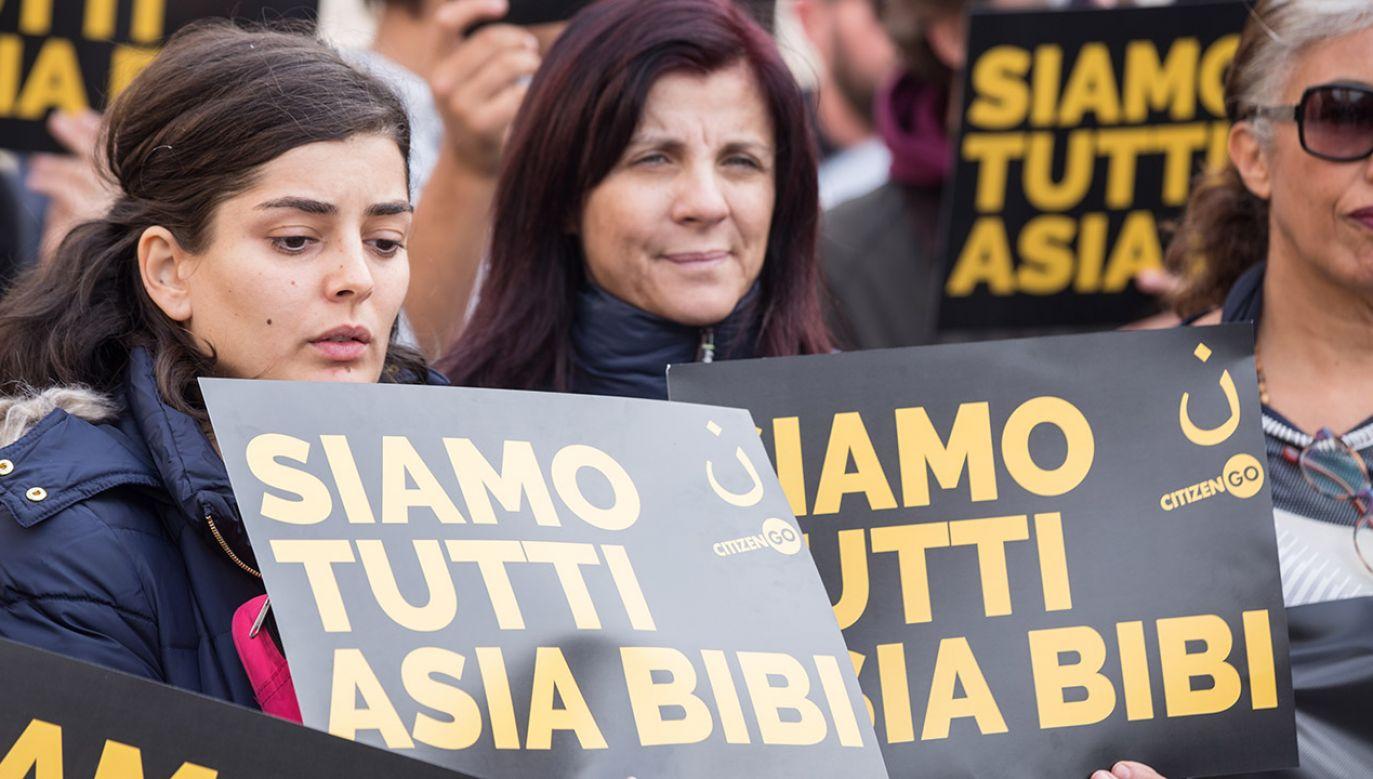 W Pakistanie trwają procesy 187 chrześcijan oskarżonych o profanację Koranu lub bluźnierstwo wobec Mahometa (fot. Matteo Nardone/Pacific Press/LightRocket via Getty Images)