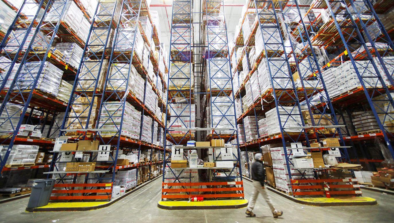 USA nałożyły już karne taryfy na chiński eksport wart w sumie 250 mld dolarów rocznie (fot. REUTERS/Mike Blake)