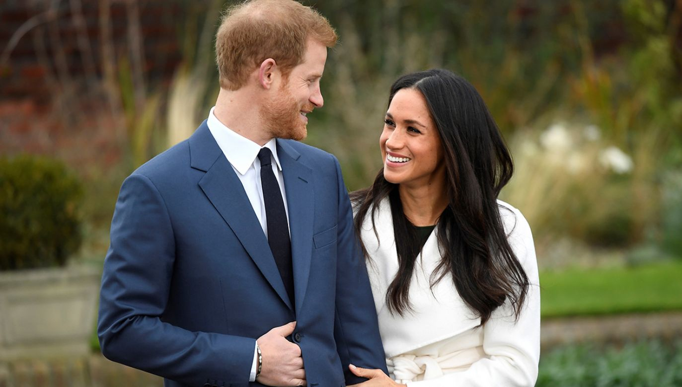 Trwa odliczanie do ślubu Meghan Markle i księcia Harry'ego (fot. REUTERS/Toby Melville)