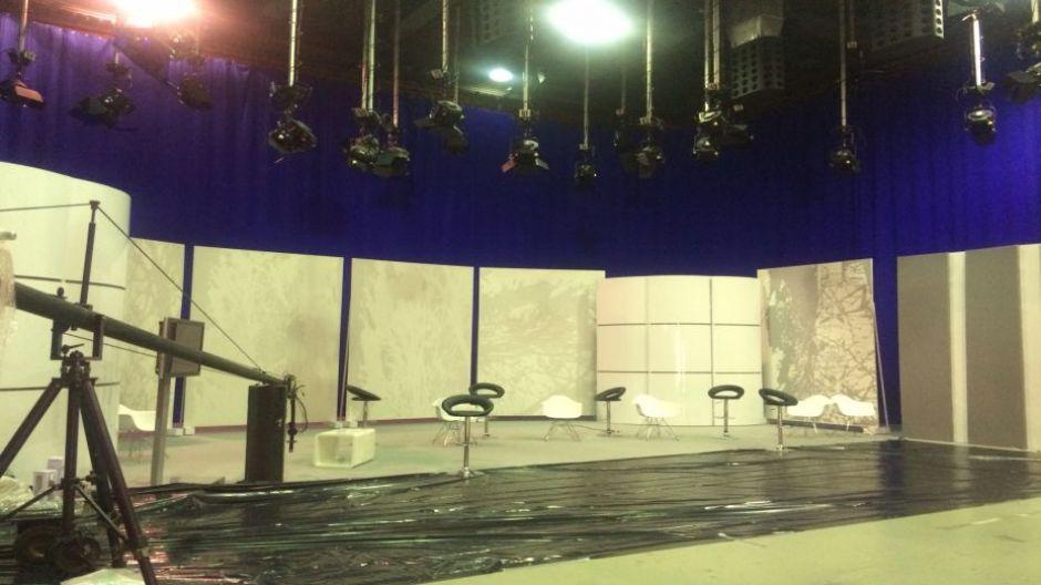 Duże studio TVP3 Gdańsk