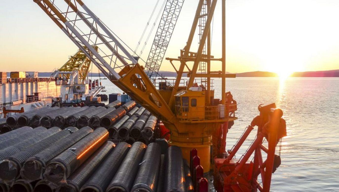 PE może rozpocząć negocjacje z krajami UE nad przepisami ws. Nord Stream 2  (fot. shutterstock/leonid eremeychuk)
