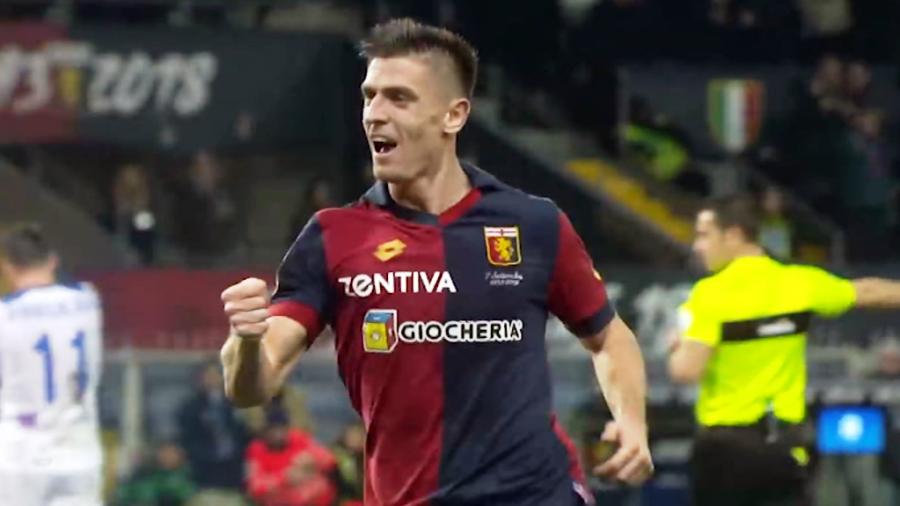 164e92105 Były piłkarz Cracovii Krzysztof Piątek podpisał kontrakt z AC Milan ...