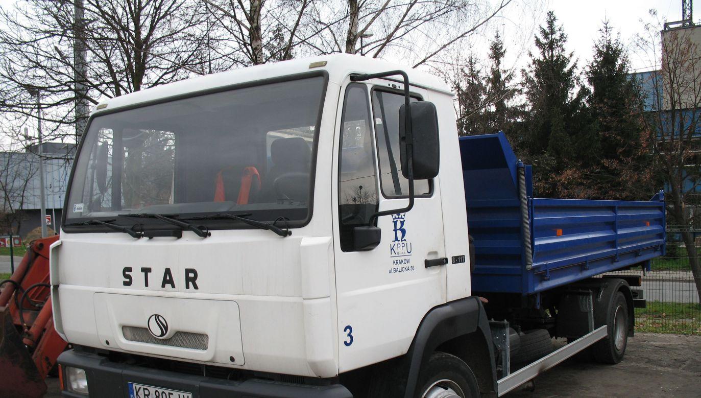 Inweststar, spółka z Grupy Zasada, chce powrotu polskiej marki ciężarówek (fot. Wikipedia)