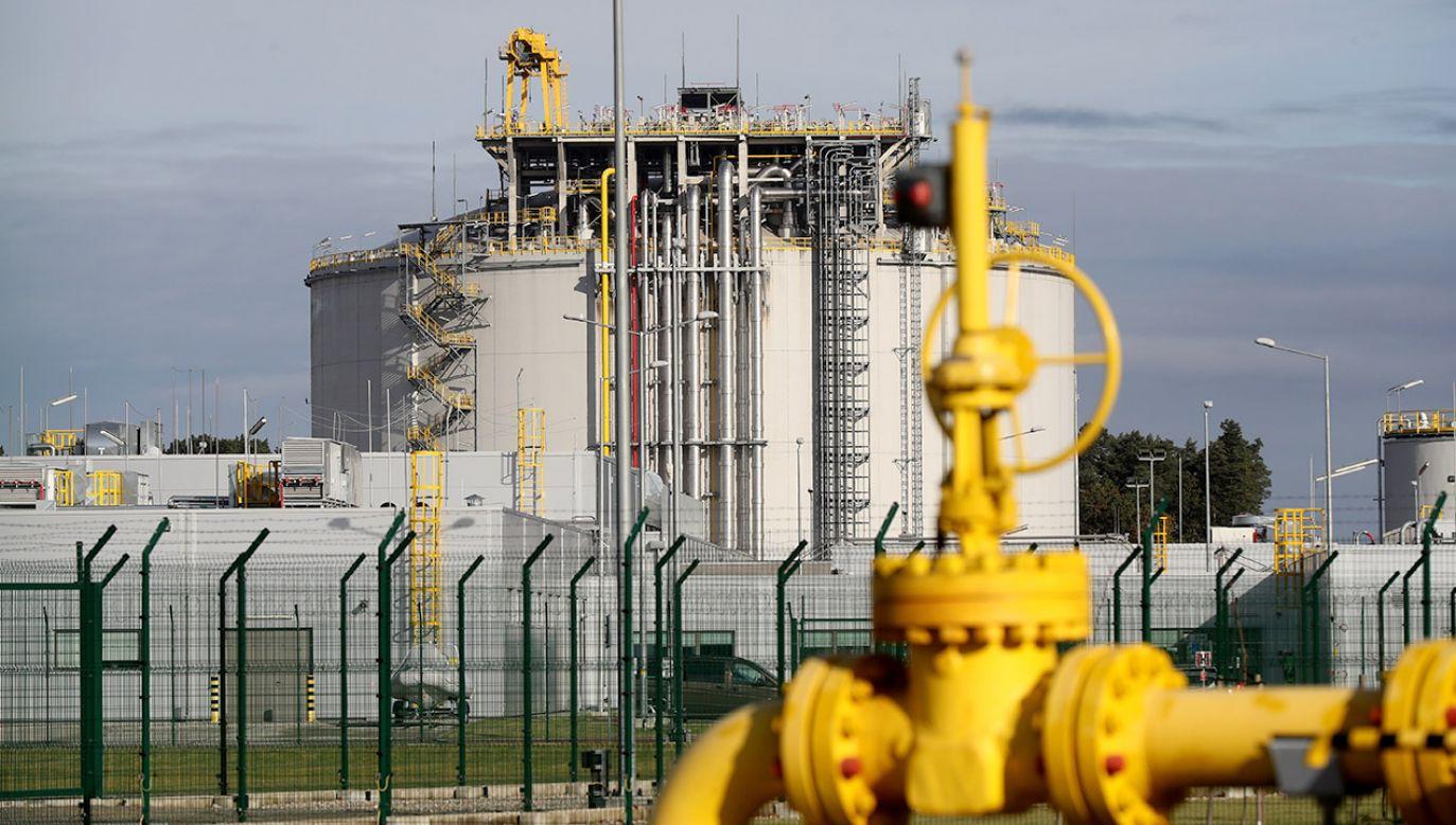 Z prognoz wynika, że zużycie gazu w Polsce będzie wzrastało. Obecnie wynosi ono około 18 miliardów sześciennych rocznie (fot. arch.PAP/Marcin Bielecki)