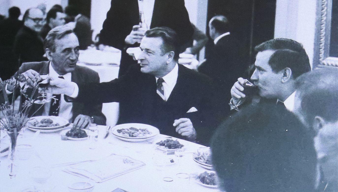 Dziennikarze ujawnili nieznane dotąd dokumenty Czesława Kiszczaka (fot. arch. PAP/Paweł Supernak)