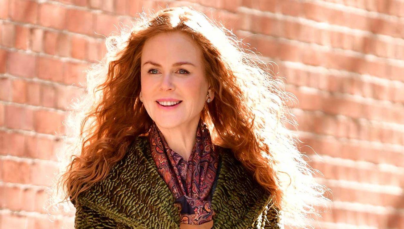 Nicole Kidman przez wiele lat była w sekcie scientologów (fot. James Devaney/GC Images)