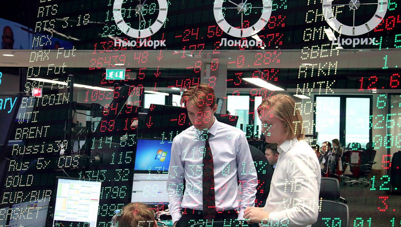 Rosja przestała należeć do grupy państw, posiadających największe rezerwy papierów dłużnych USA (fot. arch. PAP/ITAR-TASS/Anton Novoderezhkin)