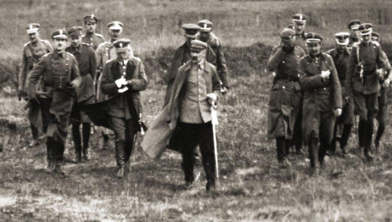 Polskie wojska nawiązały kontakt z wkraczającymi Sowietami kilkaset kilometrów na zachód od wcześniejszej granicy polsko-rosyjskiej (fot. TT/MorawieckiM)