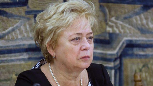 Sędzia Gersdorf w wywiadzie dla Reutera wezwała UE do szybszych działań (fot. Wikimedia CC/Platforma Obywatelska RP)