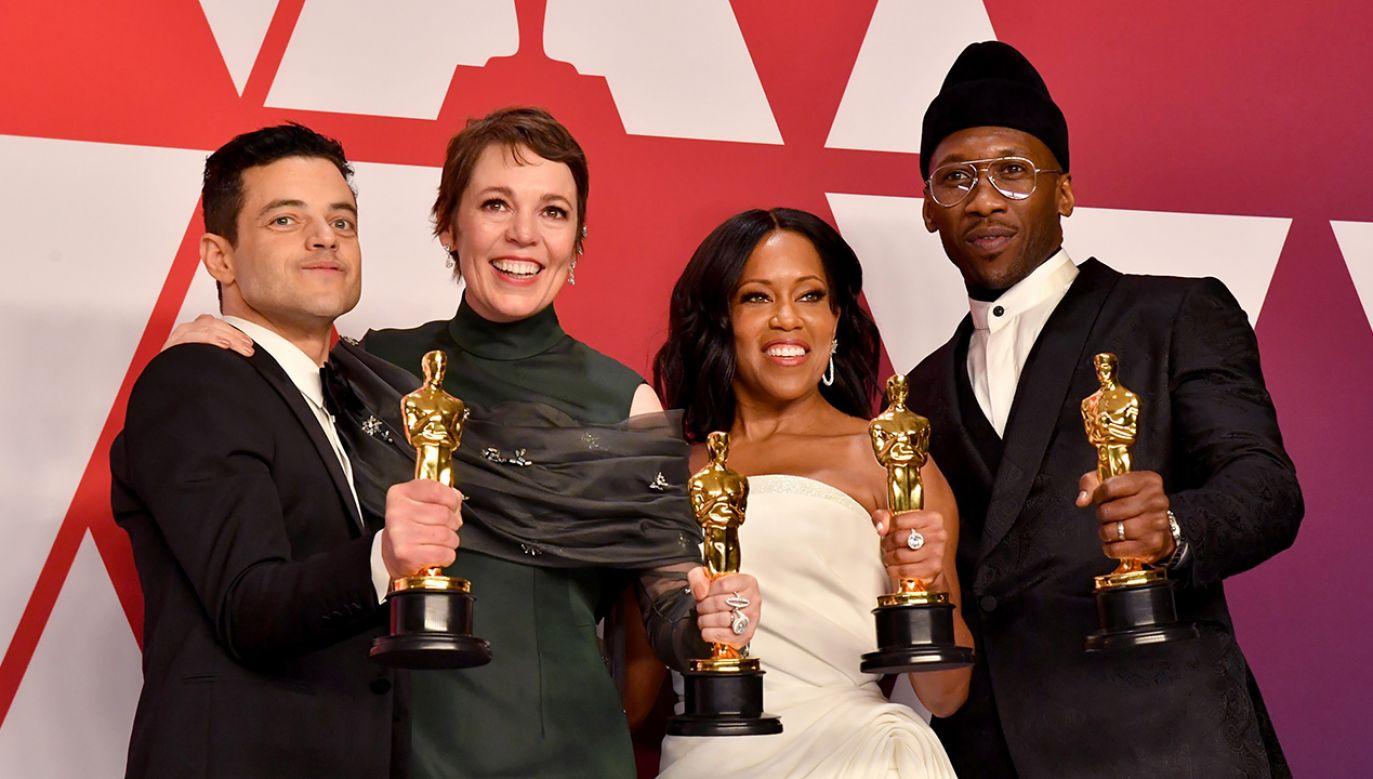 Oscary zostały rozdane  (fot. Frazer Harrison/Getty Images)