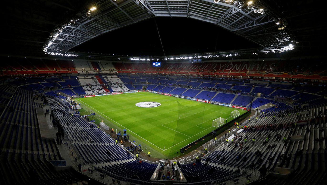 Superliga miałaby ruszyć w 2021 roku (fot. REUTERS/Emmanuel Foudrot)