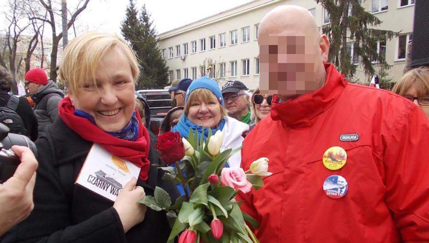 Politycy opozycji deklarujący walkę o prawa kobiet fotografowali się z Konradem M., gdy proces przeciw niemu toczył się już od kilku lat (fot. TT/Adam Nieznaj)