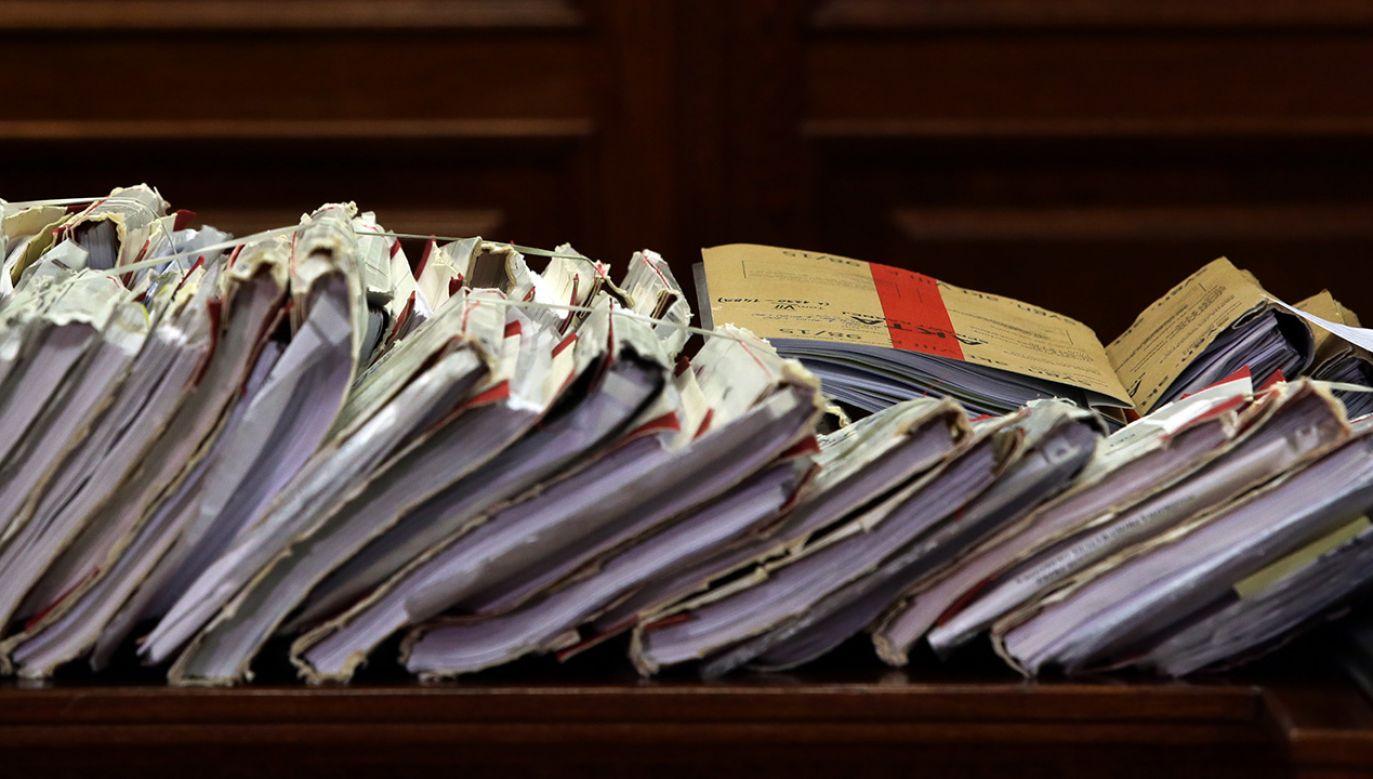 Sprawa pana Ireneusza od poczatku do końca polega na ignorowaniu świadków, zeznań i dowodów (fot. arch. PAP/Tomasz Gzell )