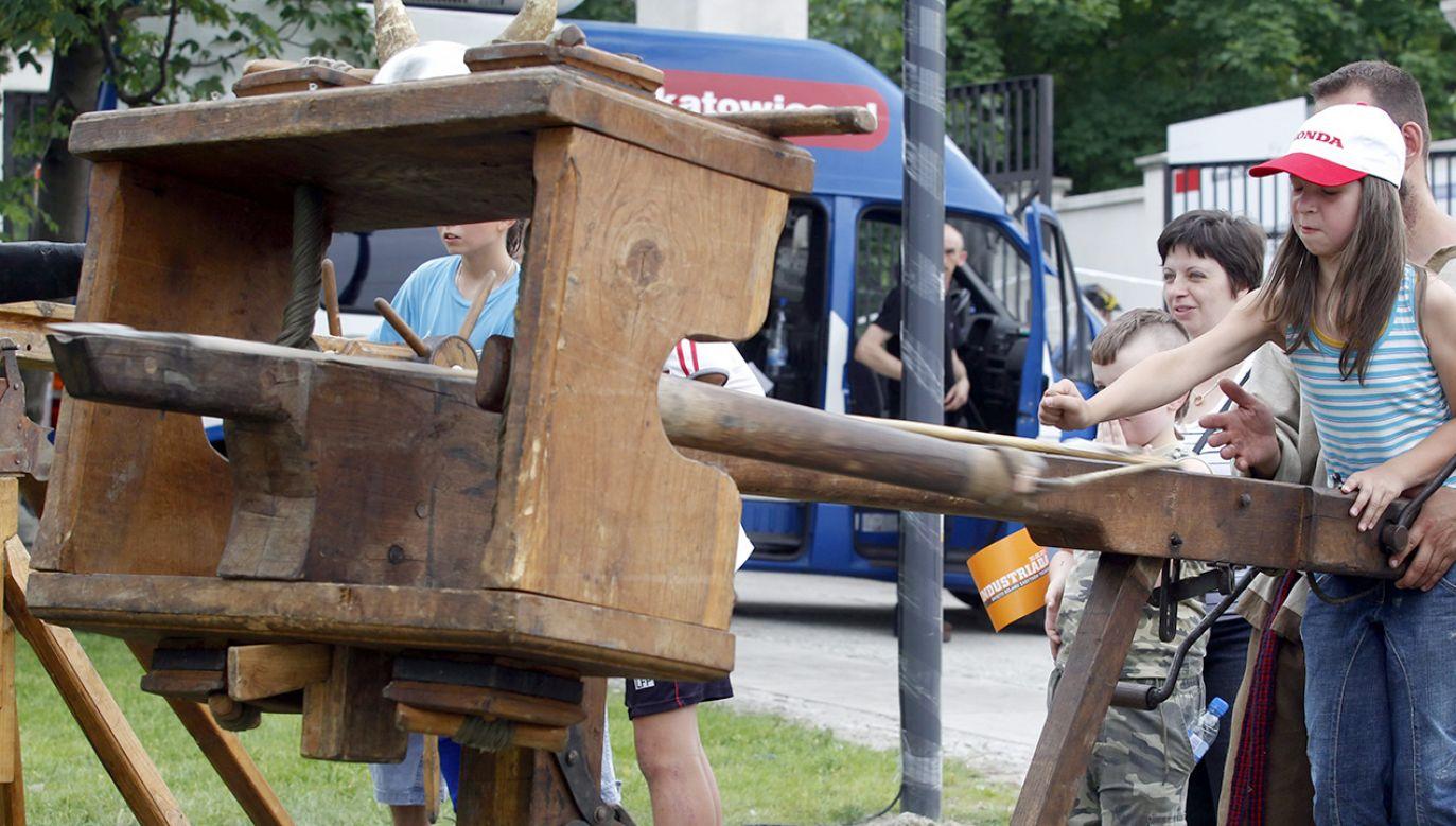 Święto Zabytków Techniki Industriada 2012 w Chorzowie (fot. arch.PAP/Andrzej Grygiel)