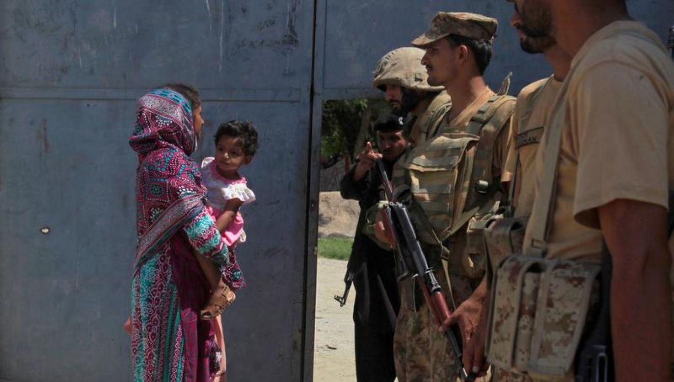 Przepisy o bluźnierstwie są spuścizną regulacji prawnych (REUTERS/Fayaz Aziz)
