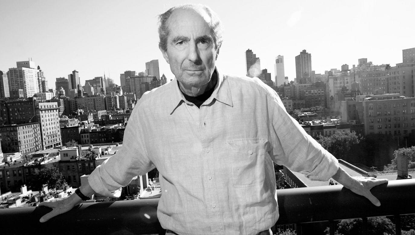 Philip Roth był wymieniany w gronie kandydatów do literackiej nagrody Nobla (fot. REUTERS/Eric Thayer)