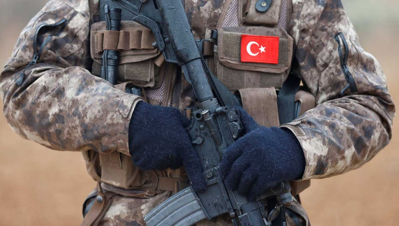 Erdogan zapowiedział przeprowadzenie ataku na bojowników kurdyjskich z YPG (Ludowych Jednostek Samoobrony) w Syrii (fot. REUTERS/Osman Orsal)