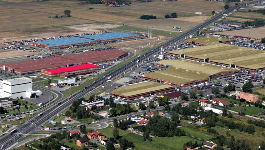 5395c40a9e Informację o pożarze otrzymaliśmy na platformę Twoje Info (fot. centrum.ptak .com.pl)