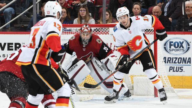 NHL: Vancouver Canucks – Calgary Flames. Oglądaj!