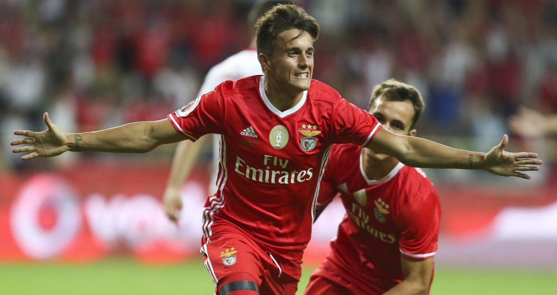 332184aa9 Benfica zdobyła Superpuchar Portugalii. Franco Cervi (fot. PAP/EPA)