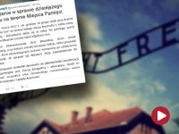 Rozebrali się przed bramą Auschwitz. Muzeum oburzone happeningiem
