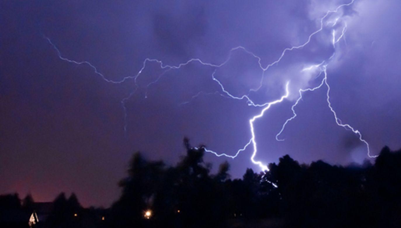 W wyniku nawałnic 10,8 tys. odbiorców pozbawionych jest dostaw energii elektrycznej (fot. flickr.com/Tomasz)