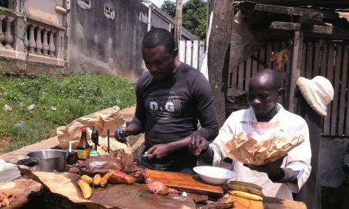 W afrykańskiej kuchni. Fot. Pixabay