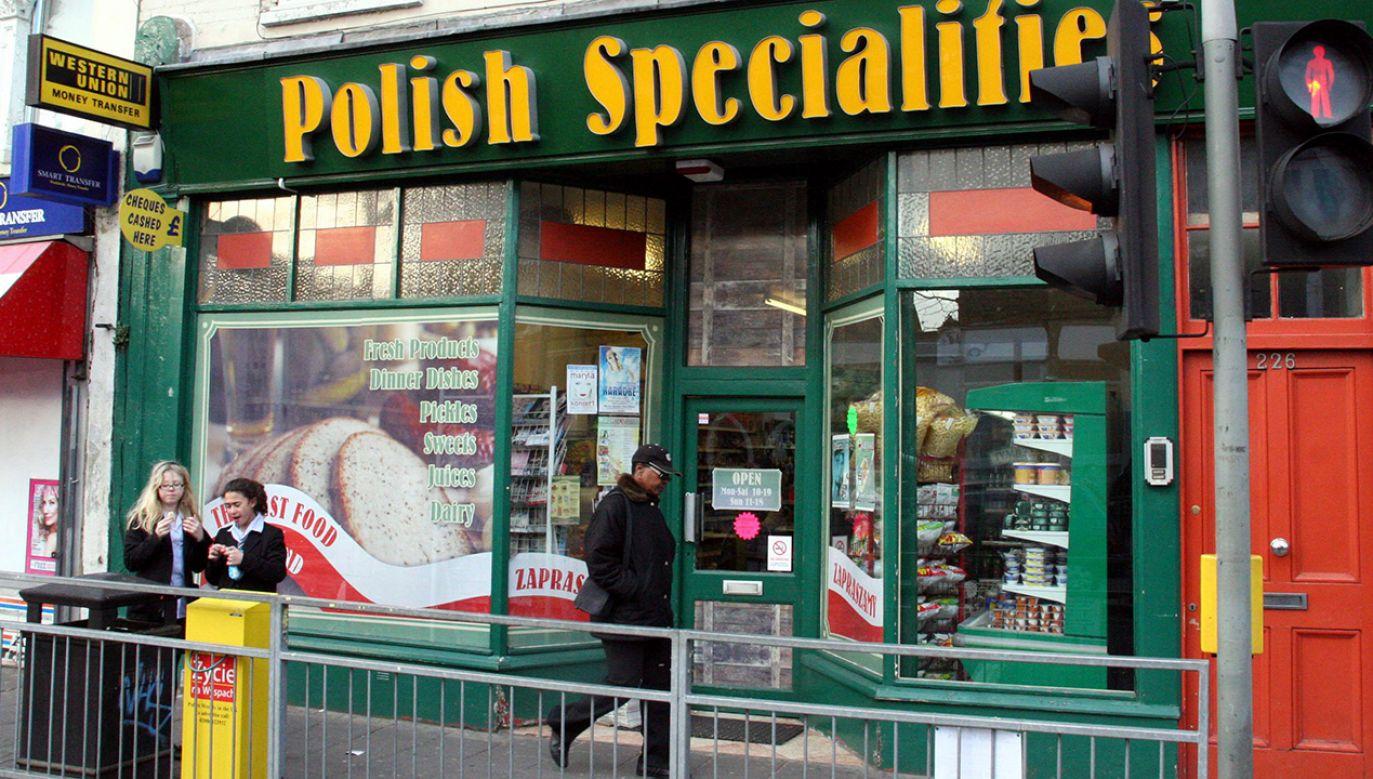 W kwietniu w Londynie zostaną zorganizowane targi pracy dla Polaków (fot. arch. PAP/Elżbieta Walenda)