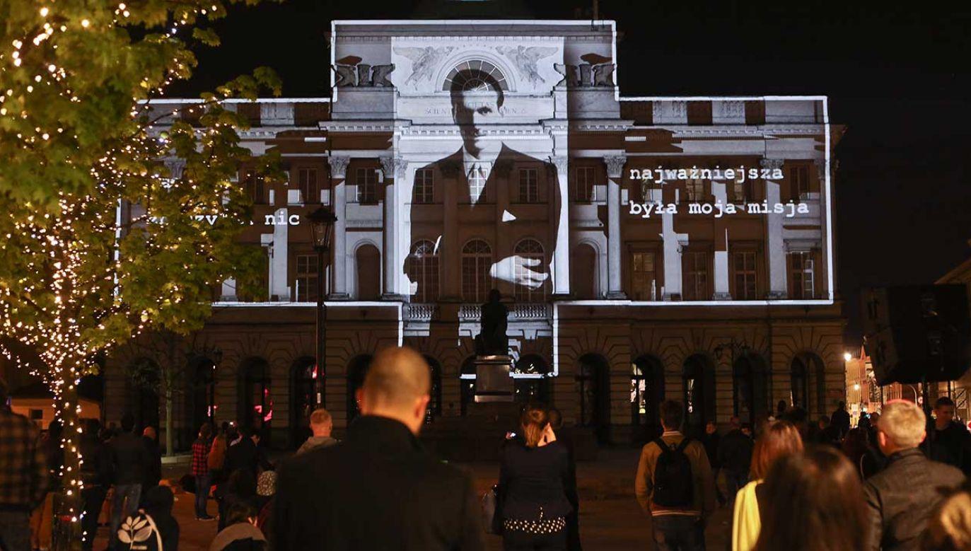 28 lipca 1943 r. w Białym Domu przyjął Karskiego prezydent USA Franklin Delano Roosevelt (fot. arch. PAP/Rafał Guz)