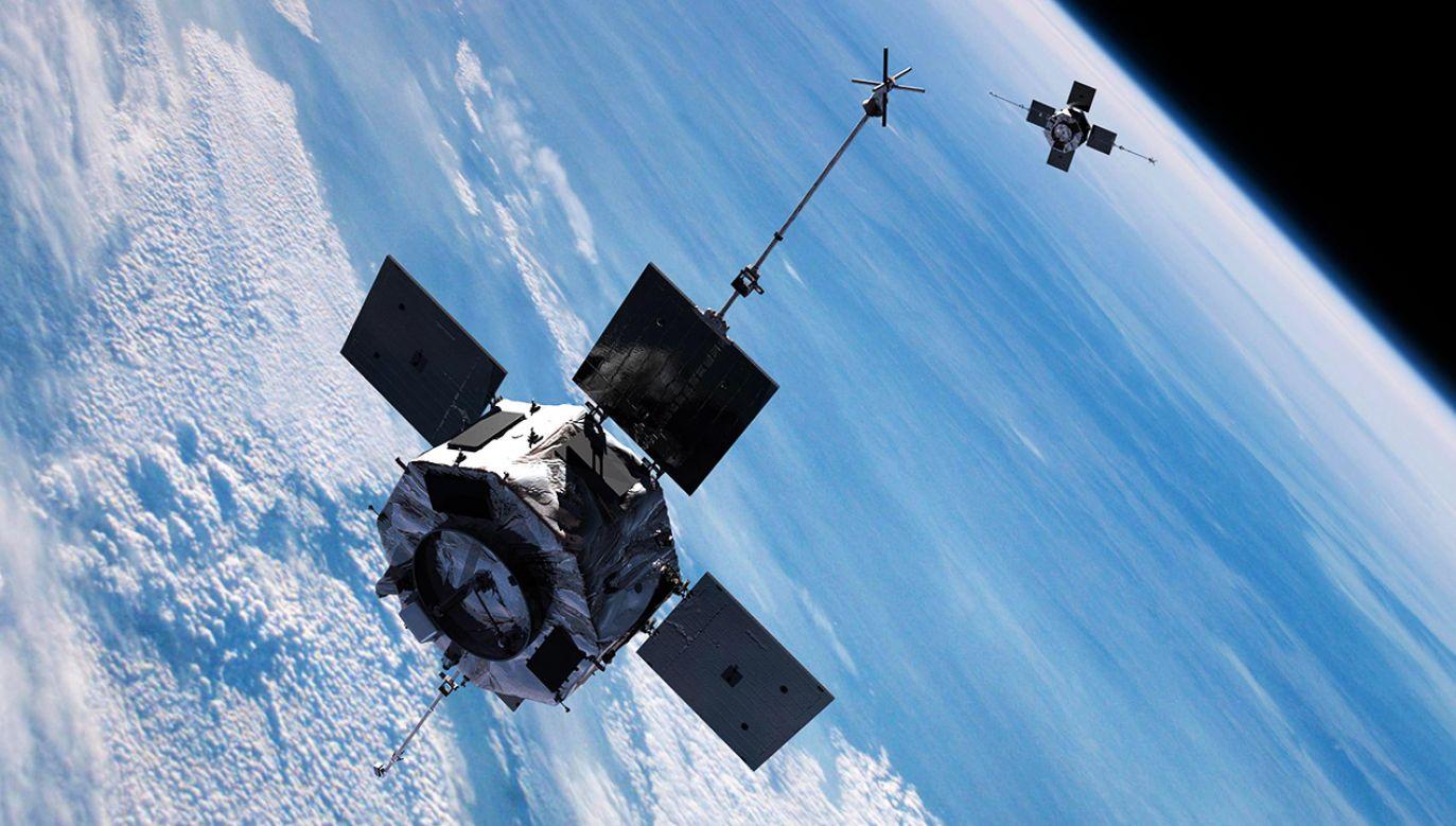 Zlecenie na opracowanie clamp bandu firma SENER Polska otrzymała z Europejskiej Agencji Kosmicznej (fot. NASA)
