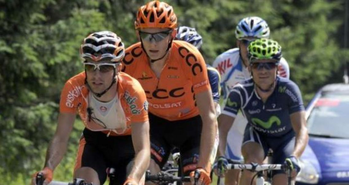 6d7a45dc Grupa CCC Polsat Polkowice ogłosiła skład na Tour de Pologne (sport ...