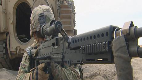 Żołnierze z USA rozpoczęli ćwiczenia na lubuskich poligonach