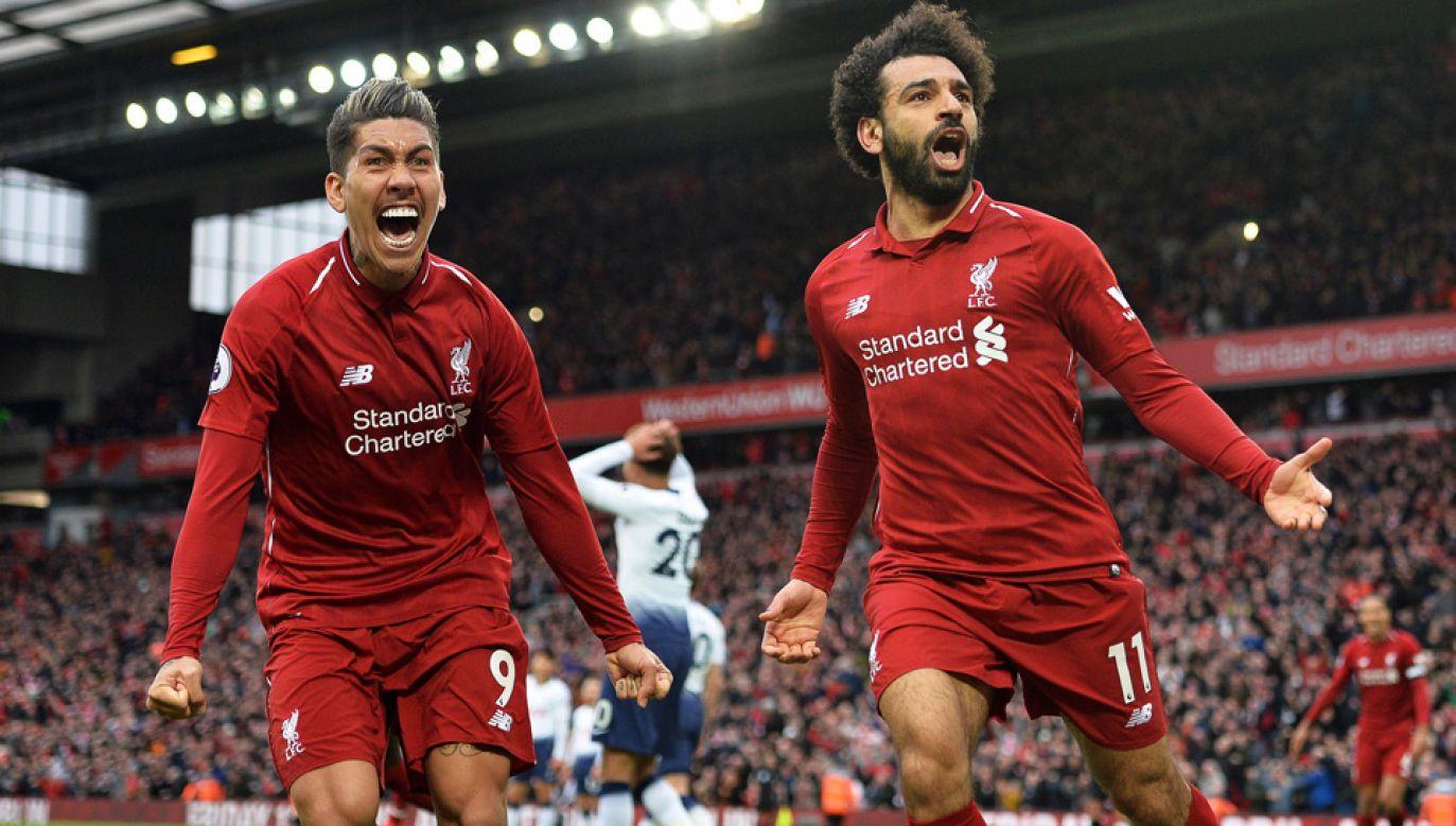 Najwięcej na prowizje dla agentów wydał Liverpool (fot. PAP/EPA/PETER POWELL)