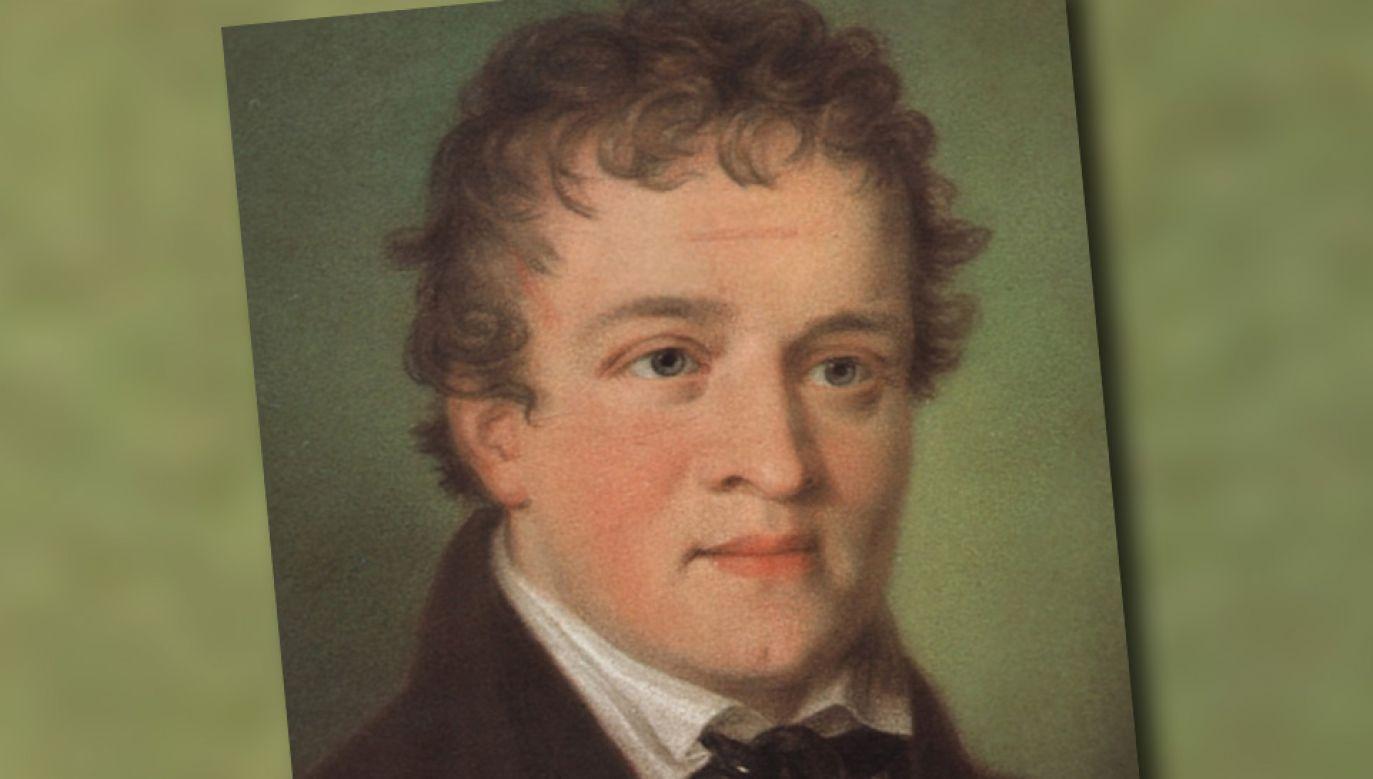 Kaspar Hauser pojawił się w Norymberdze 26 maja 1828 roku (fot. cc)